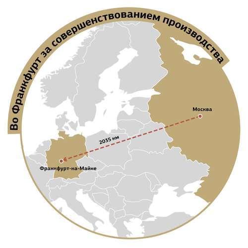 Оптимизация работы производства: опыт немецкого завода «Schmitz»