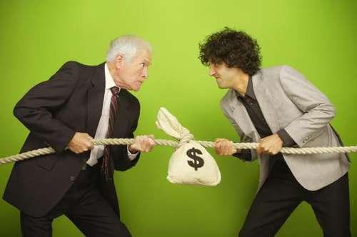 Дебиторская задолженность контрагентов