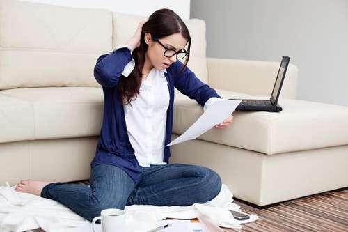 Организация работы на дому, или Как не стоит экономить в кризис
