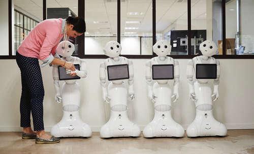 Как привлечь внимание клиента: роботы-продавцы в помощь бизнесу