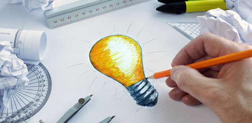 Инновационное решение. История