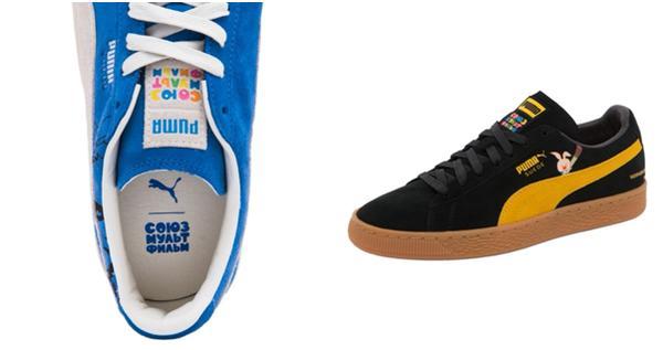 Пример совместного продукта двух известных брендов