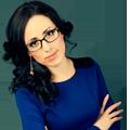 Шеф-редактор журнала «Коммерческий директор» Амина Атавова